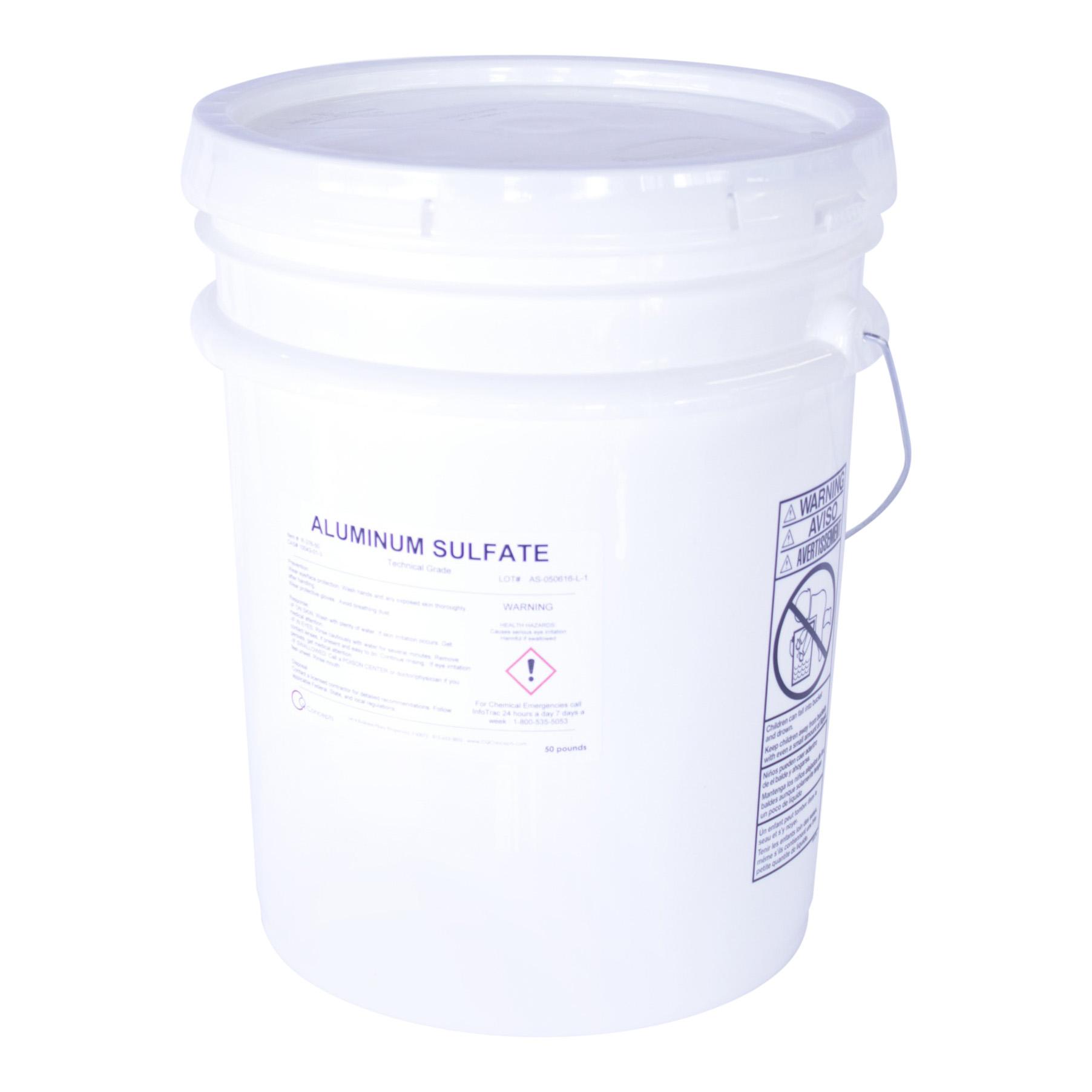 Aluminum Sulfate 50