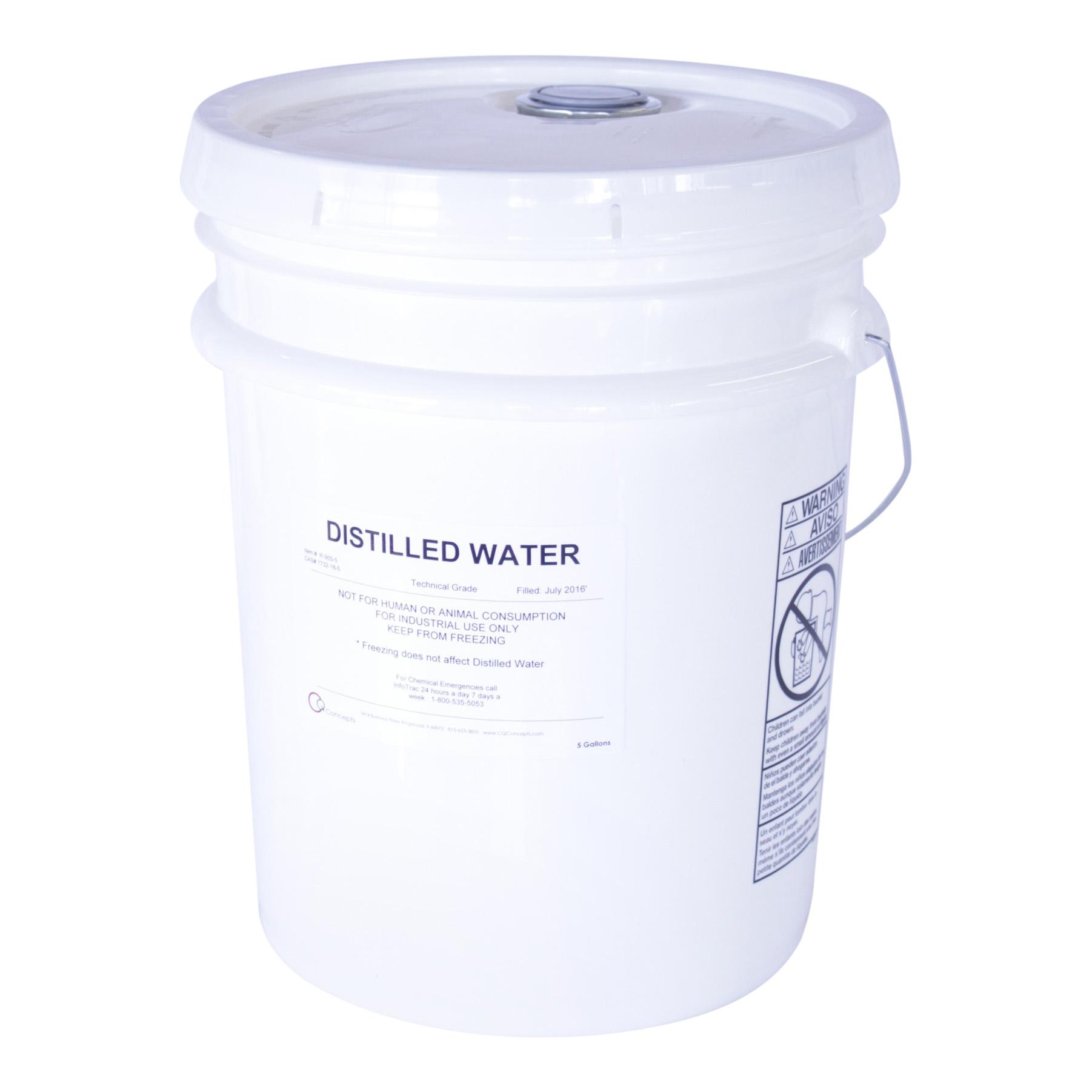 5 Gallon Water Distiller ~ Distilled water gallons cq concepts
