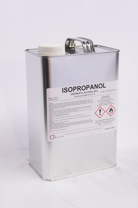 Isopropyl Alcohol 99 1 Gallon CQ Concepts