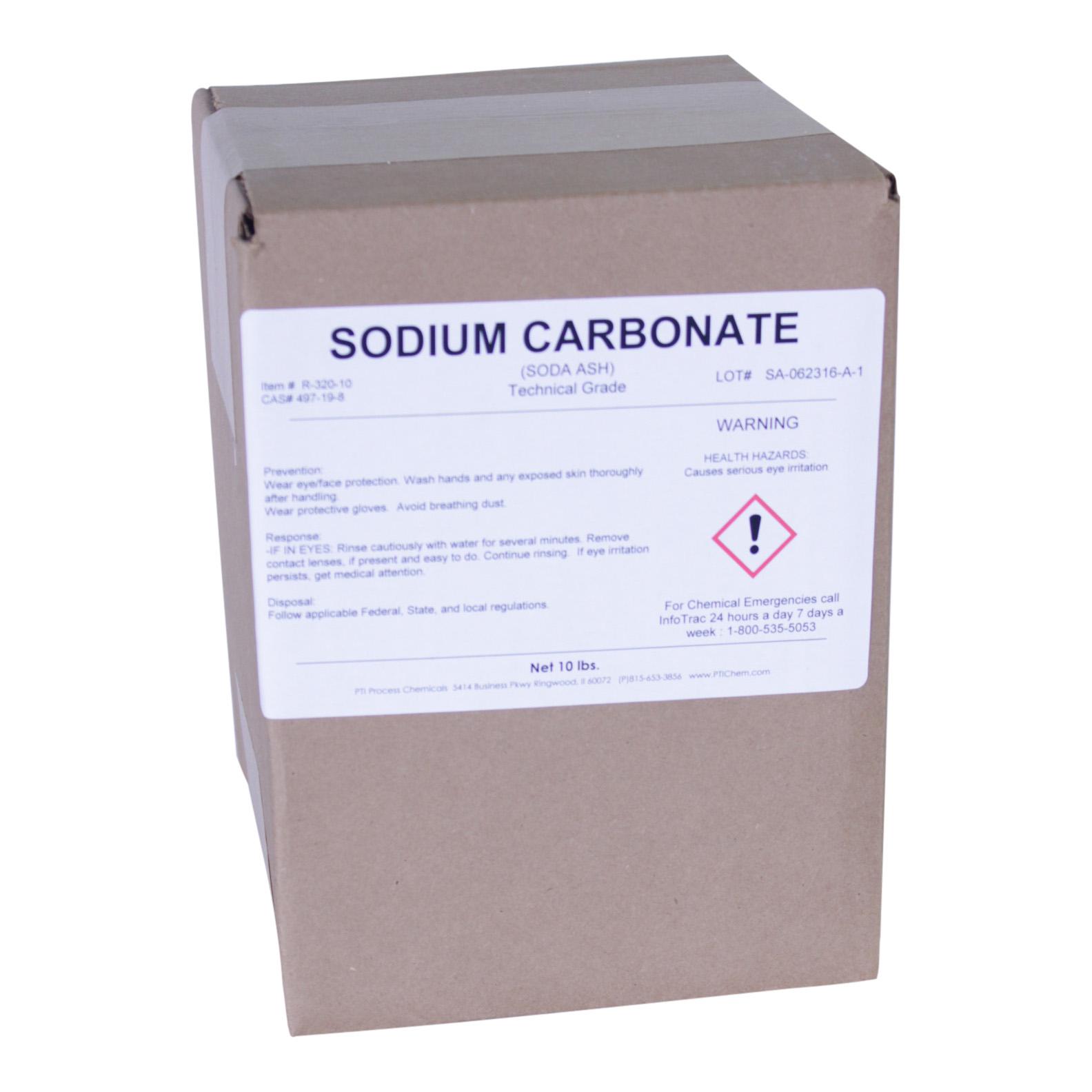 Sodium Carbonate- 10 lbs