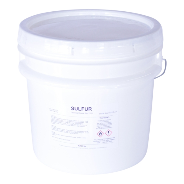 sulfur-25
